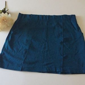 Horny Toad mini skirt